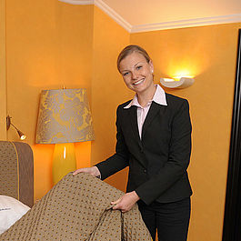 Hotel School with Housekeeping Training